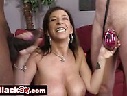 Mature Milf Sara Jay Humiliating Her Cuckold Husband