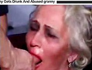 Grandson Gags Fuck His Drunk Granny By Satyriasiss