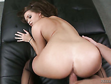 Will Powers Touches The Hottest Parts Of Dangerously Horny Abby