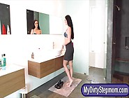 Sexy Milf Bianca Breeze Nasty Ffm 3Some With Teen Couple