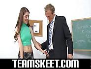 Innocenthigh Sexy Brunette Small Tits Schoolgirl Teen Zarena