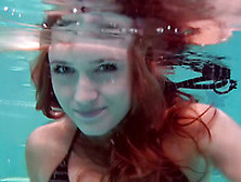 Mesmerizing Redhead Teenie From Russia Shows Her Body