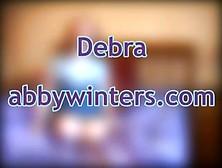 Abby Winters Debra Naked Interwiew