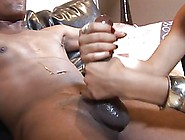 Sexy Slut Deep Throats & Swallows Gigantic Cock