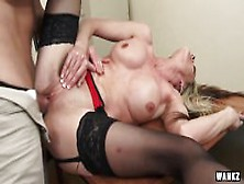 Sindy Lange Smoking Hot Milf Boss