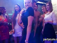 Unusual Teens Get Entirely Silly And Nude At Hardcore Party