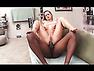 Seductive Bitch Gets Her Anal Hole Stretched By Brutal Bbc