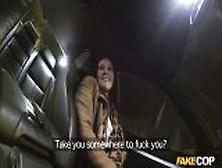 Fakecop - Carmel (Night Patrol  Cheeky Young Lass Likes Daring O