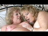 Granny Lesbians Strapon Sex