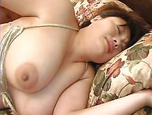 Hairy Cunt Of Super Busty Japanese Milf Sakura Kawamine Gets Fuc