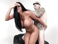 Audrey Bitoni Fucks A Rockstar