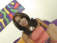 Stupendous Latin Daisy Marie Is Making A Solo Erotic Video