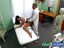 Fake Hospital Teen Girl Not On Birth Control