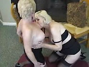 Blonde Lesbian Grannies In Heat