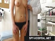 Voyeur Gyn Doctor Secretly Records Big Tit Female