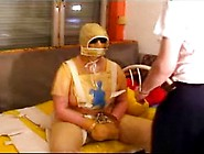Rubber And Diaper Punishment