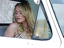 Mind-Blowing Mia Malkova Getting Bonked In The Back Of The Truck