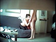 Horny Wife Was Caught Cheating On Her Husband By A Camera He Pla