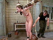 Casey Calvert The Slave Girl Sucks And Rides Black Dick