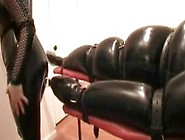 Porno Movies Inflatable Rubber Catsuit Bondage Femdom Mistress A