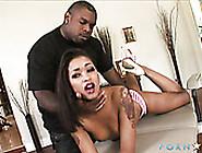 Brutal Bbc Fucks And Licks Pussy Of Naughty Babe Skin Diamond