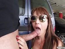 Cock Hungry Hottie Franceska Jaimes