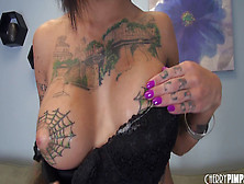 Bonnie Rotten Rides The Sybian