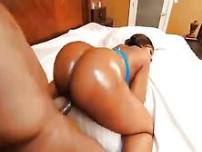 Huge Ass Black Girl Pounded