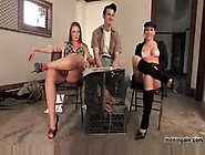 Beautiful Mistress And Her Slave