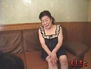 65 Japanese Granny Enjoying Sex 543