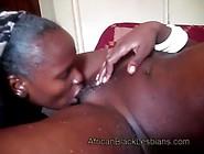 Naughty African Lezzie Fucks A Horny Big Booty Sista I13Maureen-