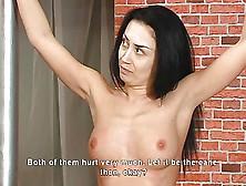 Slavegirl's Elite Pain Castings - Vanessa (27 Years)