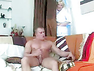 Seksi Olgun Blonde Ve Erkek Bayan Anal Porno