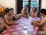 Spanish Sex Party