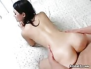 Cute Asian Gets Licked And Fucked Hard From Behind