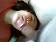 My Asian Wife Drives Me Crazy With A Deepthroat Blowjob