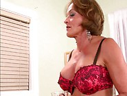 Big Clit Granny Riley Fucked In Her Ass