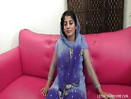Pakistani Beauty Nadia M Got Nailed From All Holes By Black Dick