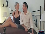 Married Amateur Couple Are First Time Open Minded Swing
