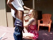 Horny Housewife Seduces Her Pool Guy
