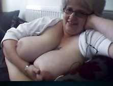 Fat Slut With Giant Tits