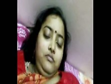 Mallu Chechi's Breasts Manhandled