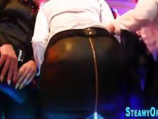 Cfnm Busty Teeny Sucking Video