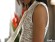 Tight-Bodied And Tiny Teen Maisa In Hardcore Action