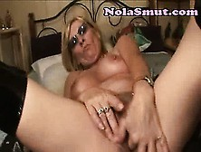 Mature Blonde Slut Milf Wife