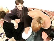 Bare Bottom Male Spanking And College Guys White Briefs
