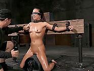 Hot Oriental Slut Kalina Ryu Enjoys Deepthroating Massive Cocks