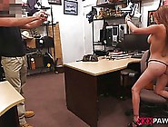 Exotic Girl Went To Her Boyfriend's Office To Suck His Dick