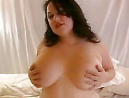 Busty Cowgirl Titwank And Cumshot