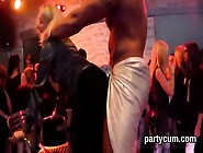 Kinky Girls Get Absolutely Delirious And Nude At Hardcore Party